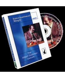 Albert Goshman Lecture by International Magic - DVD