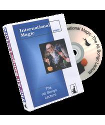 Ali Bongo Lecture by International Magic - DVD