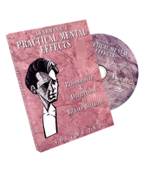 Annemann's Practical Mental Effects Vol. 2 by Richard Osterlind - DVD