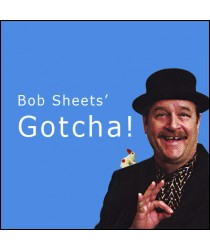 Gotcha (DVD and Cards) by Bob Sheets - DVD