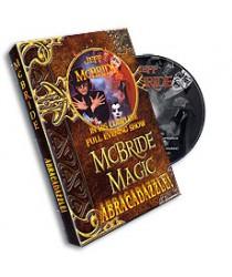 Abracadazzle! Jeff McBride, DVD