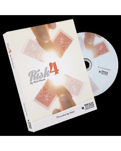 Risk 4 by Rizki Nanda and Titanas - DVD