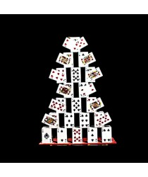Card Castle 2.00 Feet by Uday - Trick