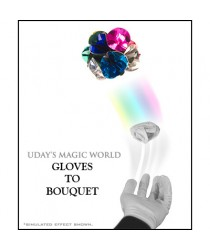 Gloves to Bouquet by Uday - Trick