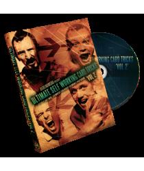 Ultimate Self Working Card Tricks Volume 2 by Big Blind Media - DVD